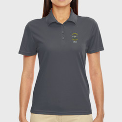Battlin' B-1 Mom Performance Polo